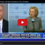 "Trey Gowdy Blasts Hillary's ""Explanations"" For Private Email Server"
