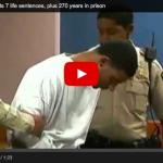 This Violent Punk Curses At A Judge … So The Judge Changed His Sentence