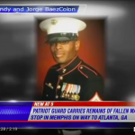 When This Black Marine Died These Bikers Came Up With A Plan To Respect His Memory