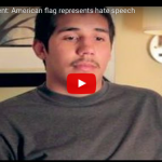 Student Government Leader At UC Irvine: American Flag Represents Hate Speech.