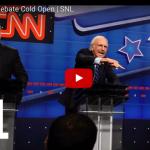 SNL Mocks The Democrats Presidential Debate