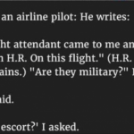 Pilot Learns Fallen Soldier's Family On His Plane – They Never Expected Him To Do THIS