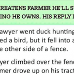 Liberal Lawyer Picks A Fight With The Wrong Farmer…. Hilarious!