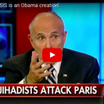 "[VIDEO] Giuliani Interview : ""ISIS Is An Obama Creation"""